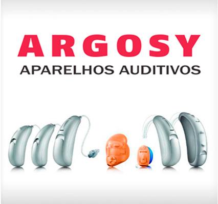 Aparelhos Auditivos marca Argosy